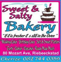 Sweet and Salty Bakery