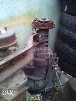 Gearbox canter 4d30