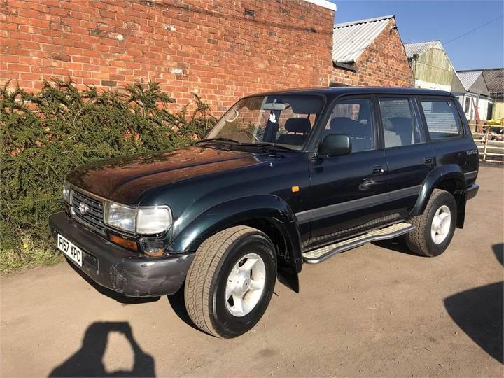 Toyota Landcruiser - 1996