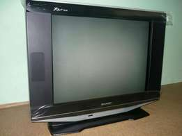 Sharp x flat slim Tv for sale at a cheap price