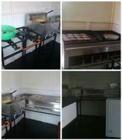 Mobile Kitchen Trailer Hire