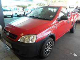2011 Red Opel Corsa Utility 1,4 engine