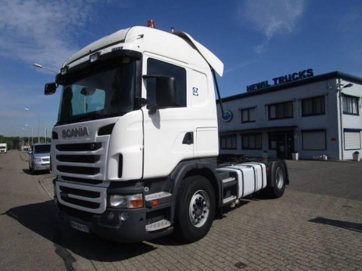 Scania G-400 4X2 - 2011