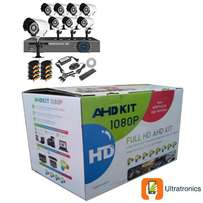 For this month only! 8 Ch AHD CCTV kit