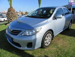 Toyota Corolla 1.6 Professional- Full service History