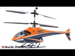 Helicopter(co-axial iiv4)