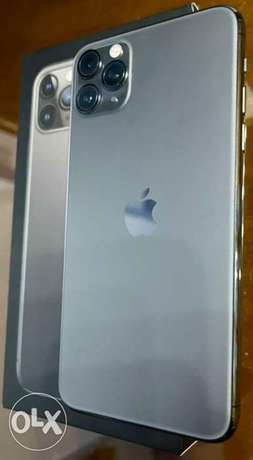 Iphone 11 pro max - 256 GB - space grey color