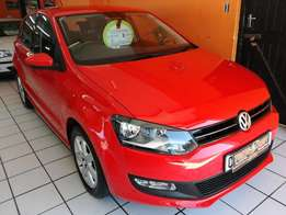 2013 Volkswagen Polo 1.4 Comfortline Immaculate Condition!!