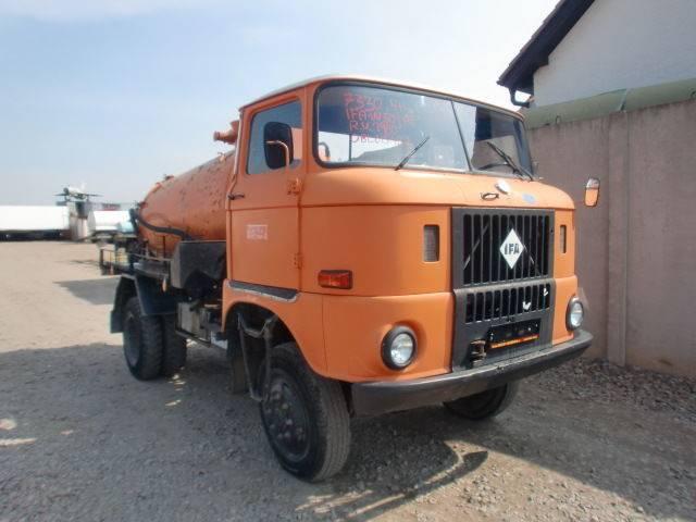 IFA W 50 LA/F - 1980