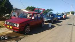 vw golf carbarator 1.8 for sale 19000