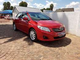 2007 Toyota Corolla 1.6 Advance only 118000 kms,Immaculate,pristine co