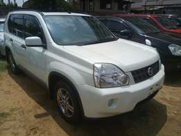 Nissan Xtrail with sunroof