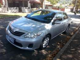 Immaculate condition 2013 Toyota Corolla Professional 1.6