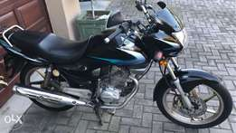 Honda 125 Estorm ,2008, very good condition.