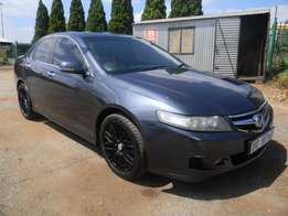 Honda accord 2008 model for R52000