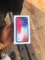 brand new iPhone X