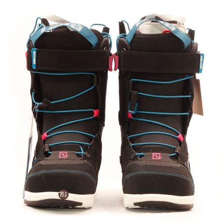 Buty snowboardowe Salomon Dialogue Detroit Black