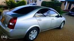 Nissan Primera (Used by Lady so Very Good as NEW)