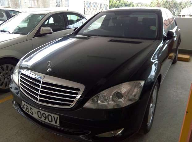 Aisan Owned Mercedez Benz S500 in Immaculate Condition ideal for Expat Westlands - image 2