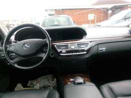 Mercedes-Benz S350 4matic 2012
