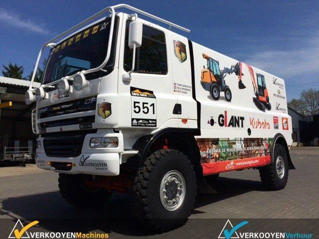 DAF CF85 Dakar Rally Truck bj 2012 - 2012