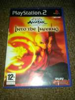 Avatar /into the inferno (ps2)