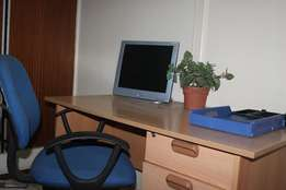 CBD Office Furnished, Free Internet & Zero Deposit