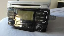 Hyundai Sonata factory car radio