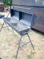 Barbecue stoves