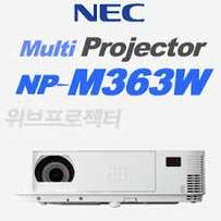 NEC M363W WXGA Healthcare, Educational, Business Conference Projector