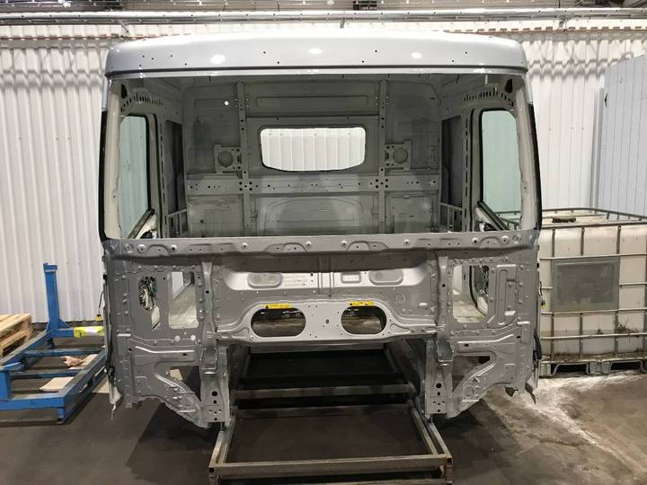 Volvo Cab-slp Cabh175 Cabl205 - 2015