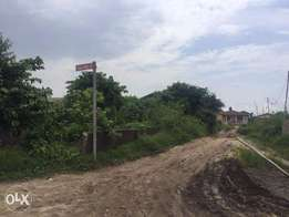 Land for sale at New Towns Estate, Ogombo, Ajah