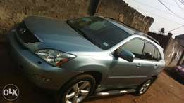 Lexus Rx330, 2005, silver, working perfectly, foreign used