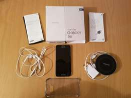 Authentic Samsung Galxy S6 Flat 32GB with box and everything like new