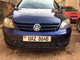 Volkswagon Golf 5 plus