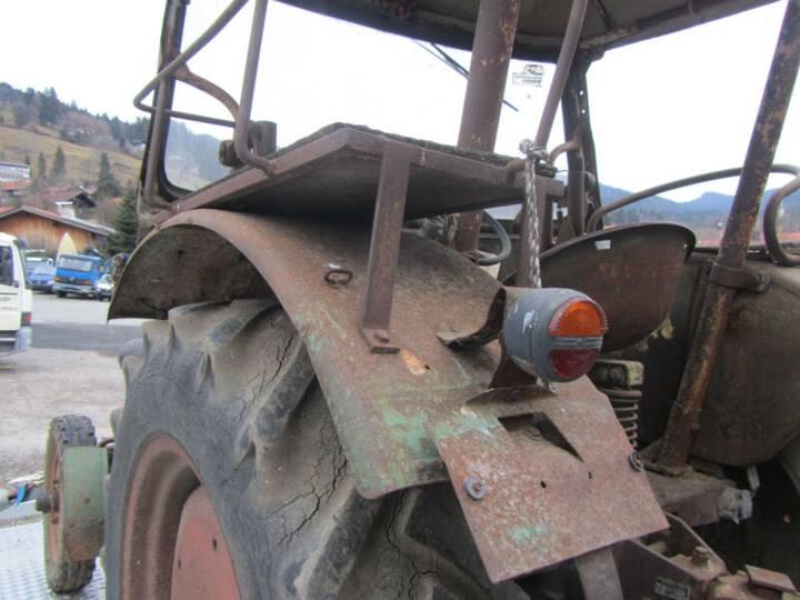 Deutz-fahr F 2 L 612/5 Motor 2 Zylinder 712 Originalzustand - 1959 - image 12