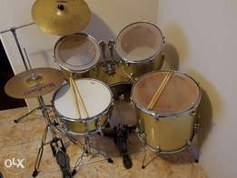 Ludwig drum kit for sale