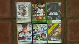 X-Box 360, Kinect and 10 games, used for sale  Langenhovenpark