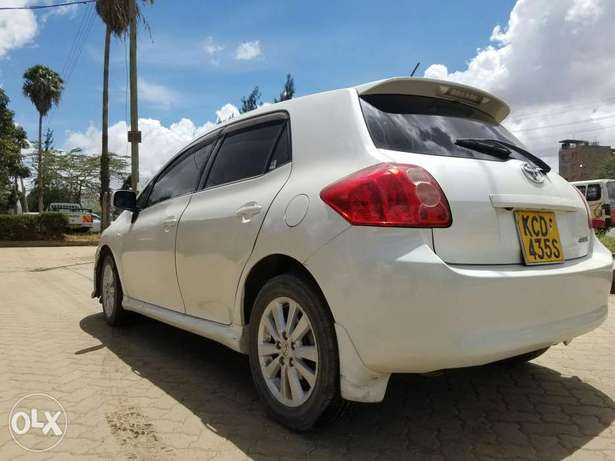 Toyota Auris 2008 model in good condition, buy and drive Embakasi - image 3