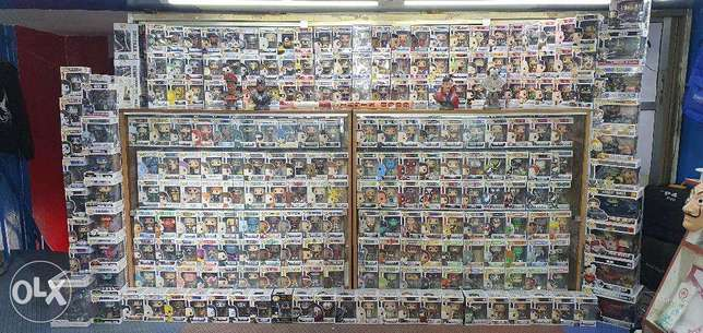 Funko pops! For sale