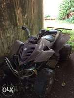 Conti fourwheeler for spares or to fix up.