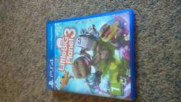 Little Big Planet 3 PS4 for sale