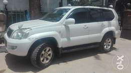 Toyota prado 2004 super clean buy and drive 2700cc with sunroof