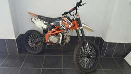 Ttr125s pitbike for sale