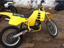 Husaberg 501 enduro For Sale