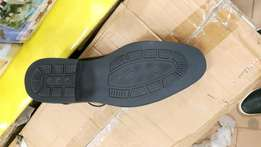 Clarks gental rubber sole