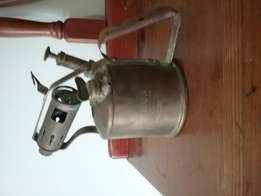 Antique brazing lamp