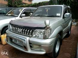 Landcruiser pradol diesel short on sale
