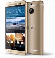 HTC one M9+ Brand new with free glass protector and cover