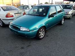 Ford Fiesta 1.3i 1999 on special sale R26000
